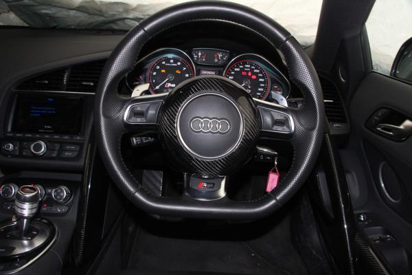 Audi R8 Photos 12