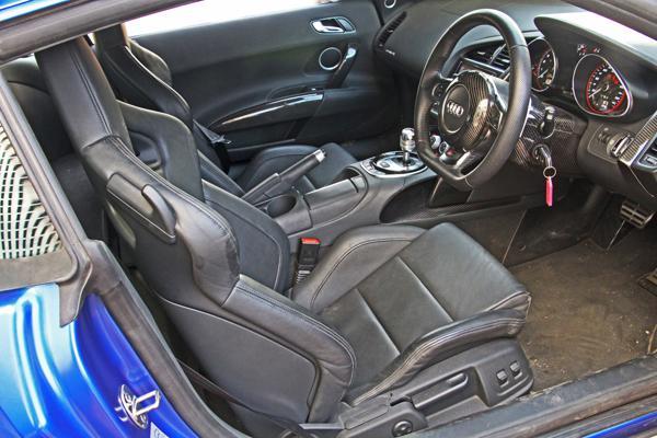 Audi R8 Photos 3