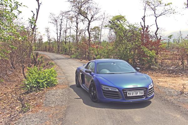 Audi R8 Photos 34