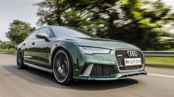 Audi RS7 Performance first drive review CT - CarTrade