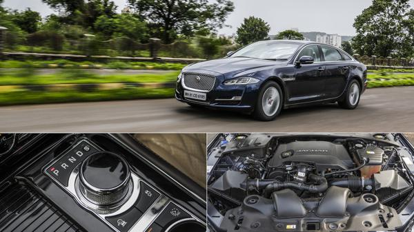 BMW 7 Series vs Jaguar XJ L – Comparison Test