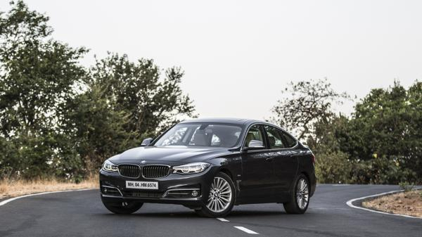 BMW 3 Series GT First Drive Review - CarTrade