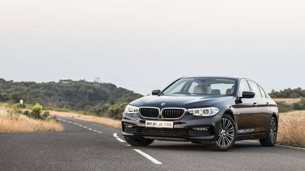 BMW 530i First Drive Review - CarTrade