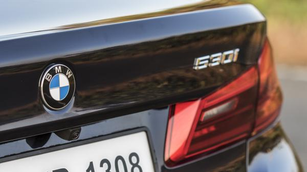 BMW 530i First Drive Review