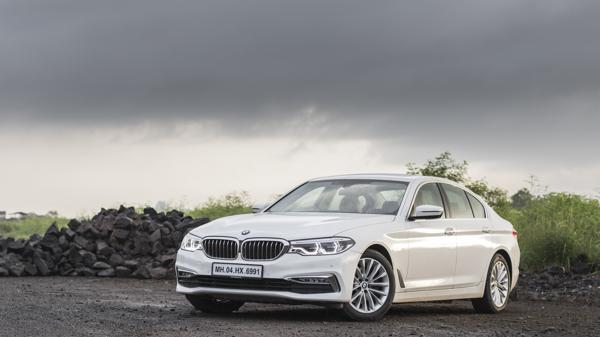 BMW 5 Series 520d First Drive Review - CarTrade