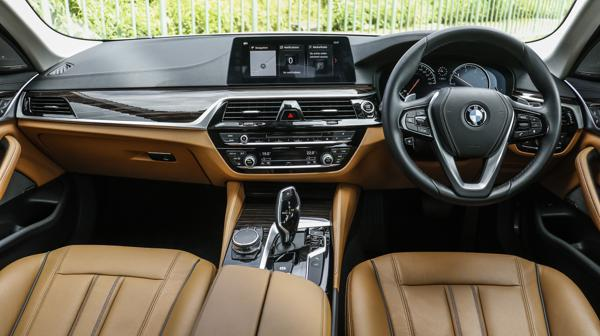 BMW 5 Series 520d First Drive Review