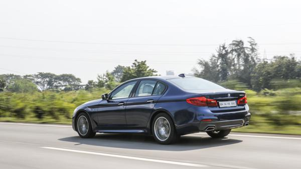 2017 BMW 5 Series 530d First Drive Review