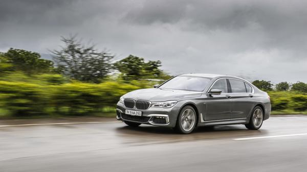 BMW 730d first drive review - CarTrade