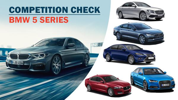 Competition Check BMW 5 Series