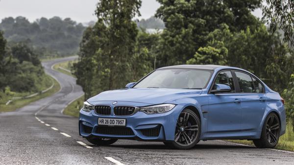 BMW M3 First Drive Review - CarTrade