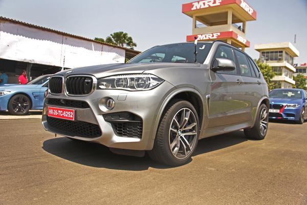 2015 BMW X5M Images 9