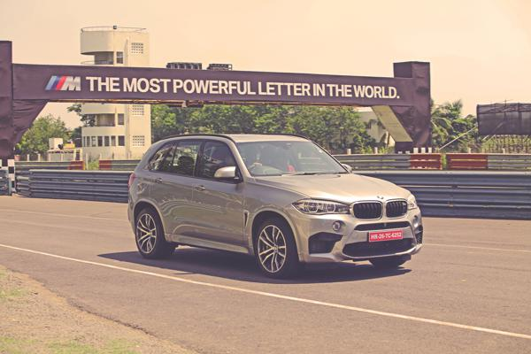 2015 BMW X5M Review - CarTrade
