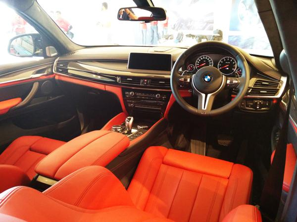 BMW X6M Pictures 4