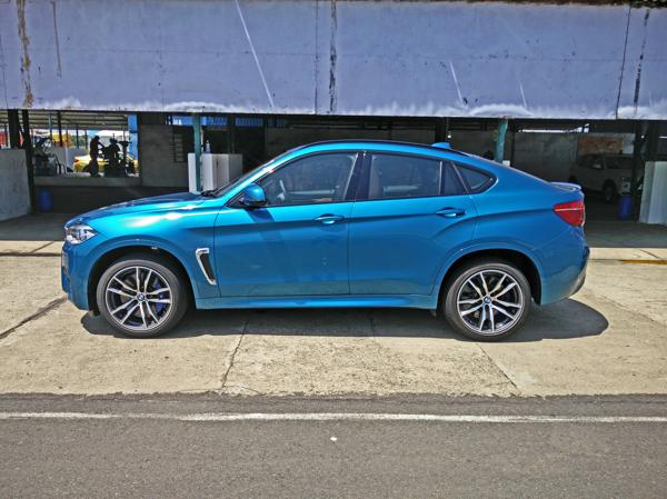 BMW X6M Pictures 6