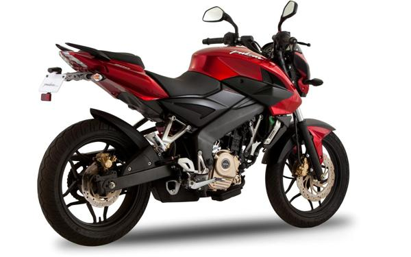 Bajaj Pulsar 200NS now available in 3 dual-tone shades