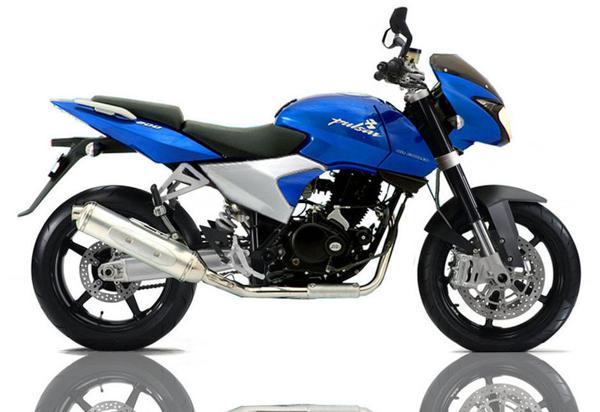 Bajaj to bring six bikes by March 2014.