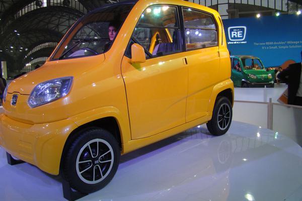 Bajaj RE60- A possible revolution for the Indian market.