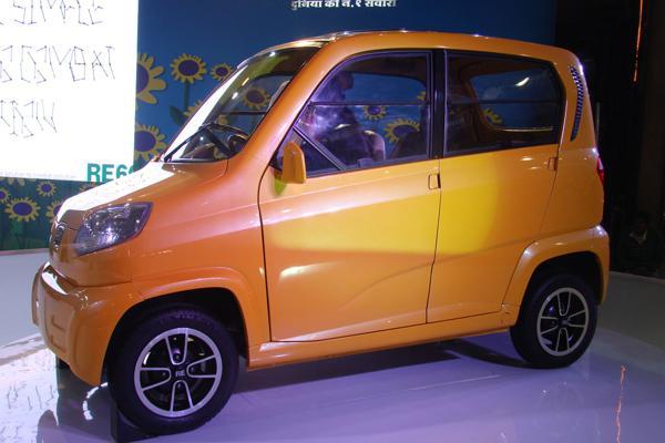 Bajaj Re60 To Unevil Auto Expo 2012 - 1