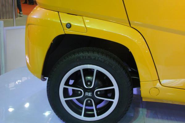 Bajaj Re60 To Unevil Auto Expo 2012 - 5