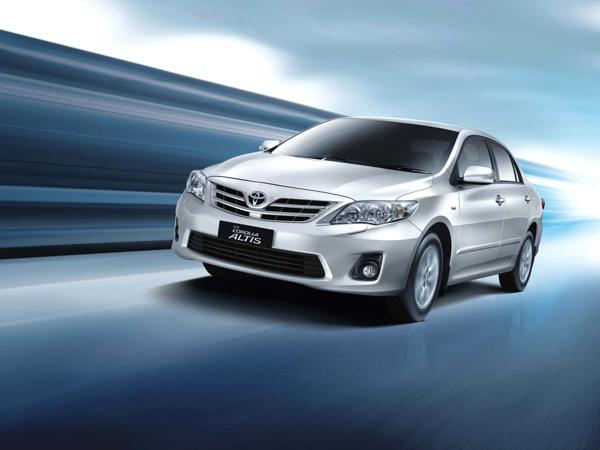 Battle between Toyota Corolla Altis and upcoming Skoda Octavia