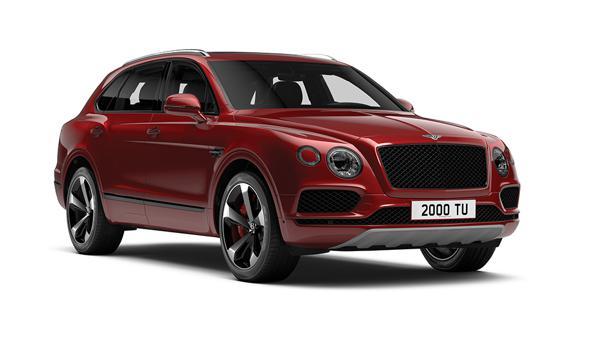 Bentley-Bentayga-V8