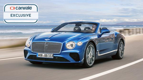 Continental GTC rendered