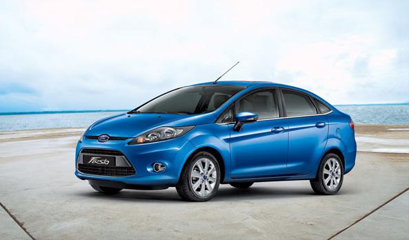 Best selling cars of Ford