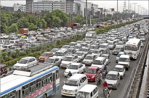 Car buying trend in New Delhi
