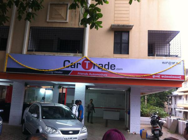 CarTrade.com launches its fourteenth used car Franchisee Store in India .