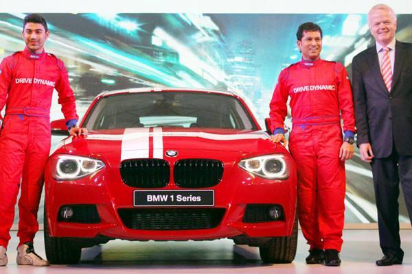 Cars – Sachin Tendulkar's second passion