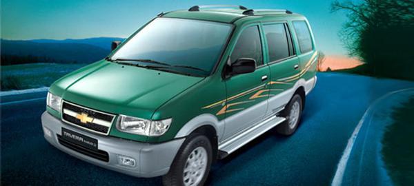 8) Chevrolet Tavera