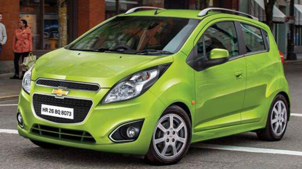 GM India records a healthy export of 7661 Beat vehicles