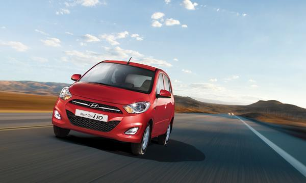 Chevrolet Beat Vs Hyundai i10