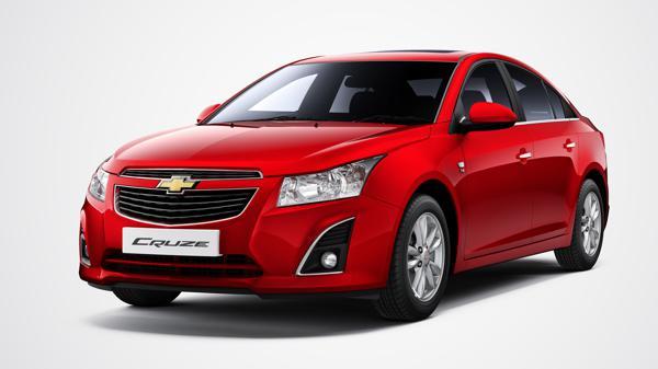 Chevrolet Cruze Vs Skoda Octavia