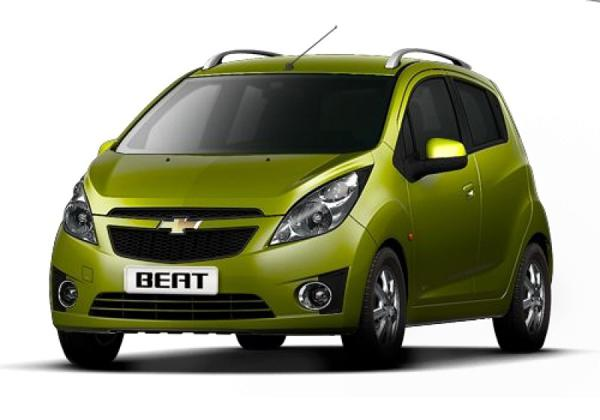 Chevrolet Beat completes 3rd anniversary in India; Now available for Rs. 3.39 la
