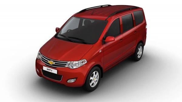 Production of new Chevrolet Enjoy starts in Halol