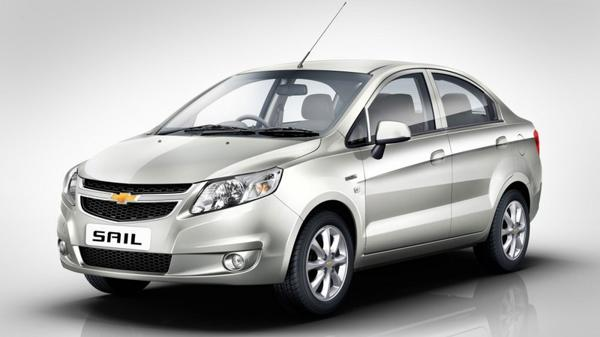 7,000 units of Chevrolet Sail sedan booked in two months