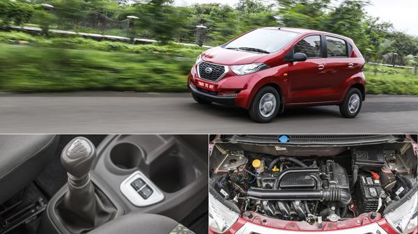 Datsun Redigo vs Renault Kwid: Comparison Test