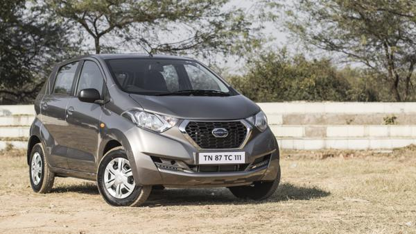 Datsun Redi-GO 1.0-litre AMT First Drive Review - CarTrade