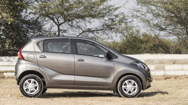 Datsun Redi GO 1Liter AMT First Drive Review