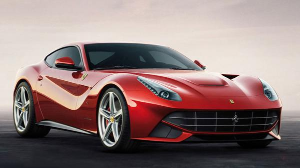 Ferrari voted as world's most powerful brand among 500 others