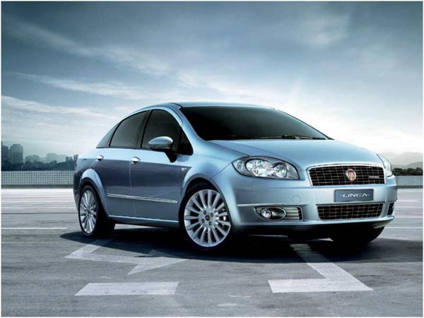 6) Fiat Linea
