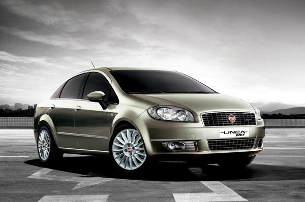 Fiat Linea T-Jet to be launched on June 10, 2013