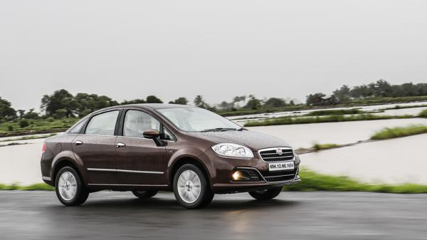 Fiat Linea 125S first drive review - CarTrade