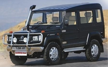 Force Gurkha with Mercedes OM616 engine to be launched today
