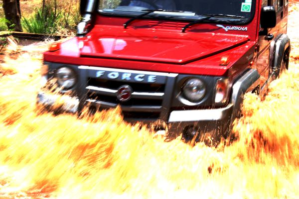 Force Motors Force Gurkha