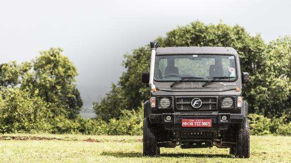 2017 Force Gurkha Xplorer First Drive Review
