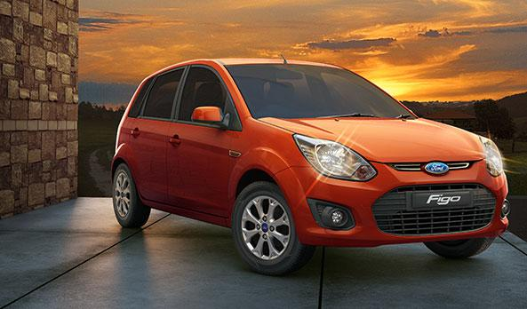 7) Ford Figo