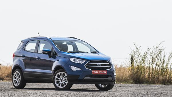 2017 Ford EcoSport First Drive Review - CarTrade