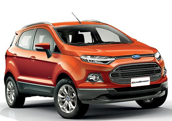 Book a Ford EcoSport in just Rs. 50000